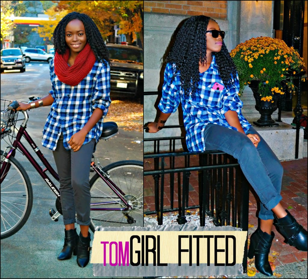 TomGirl Fitted