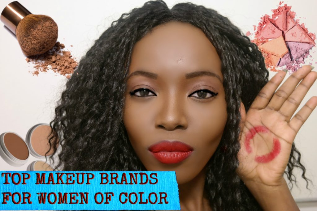 Top Makeup Brands for Women of Color